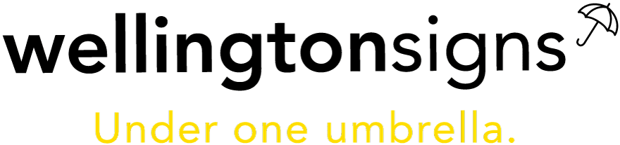 Wellington Signs